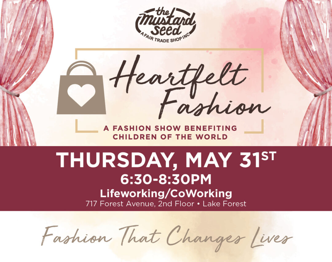 Heartfelt Fashion Show
